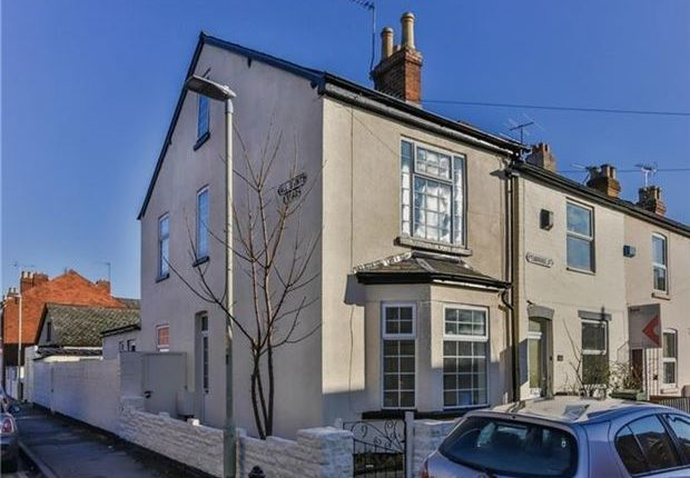 Thumbnail End terrace house for sale in Pembroke Street, Gloucester