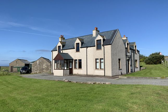 Thumbnail Detached house for sale in Walls, Shetland
