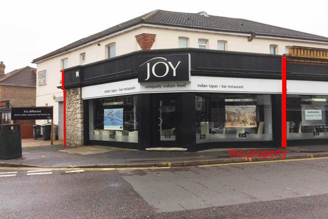 Thumbnail Retail premises to let in Charminster Road, Charminster