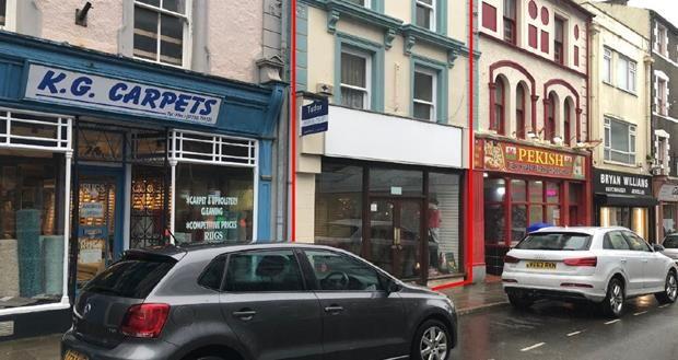 Thumbnail Retail premises to let in High Street, Pwllheli