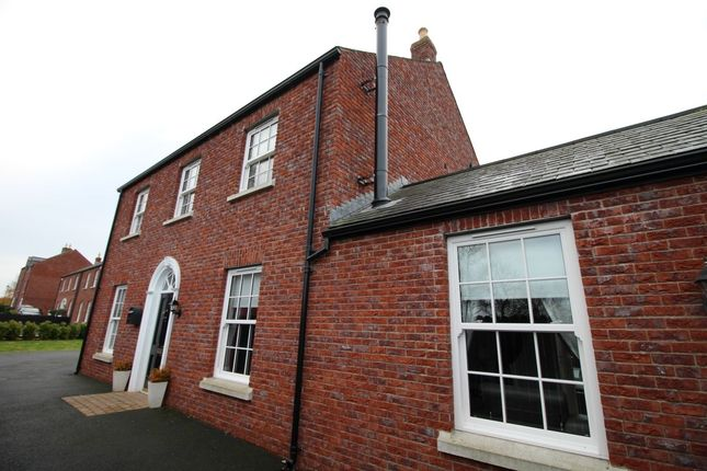 Thumbnail Detached house for sale in The Old Stables, Ballinderry Lower, Lisburn