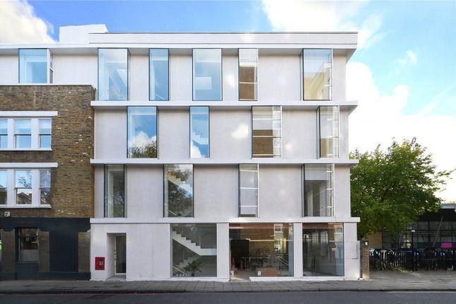 External of Paintworks, Kingsland Road, London E2