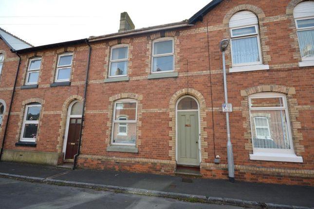 Thumbnail Terraced house for sale in Salisbury Terrace, Teignmouth, Devon