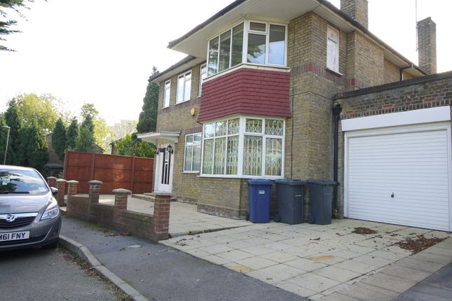 Thumbnail Detached house for sale in Garrick Drive, London
