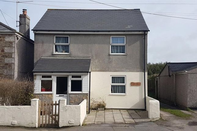 Thumbnail Detached house for sale in Higher Broad Lane, Redruth, Cornwall