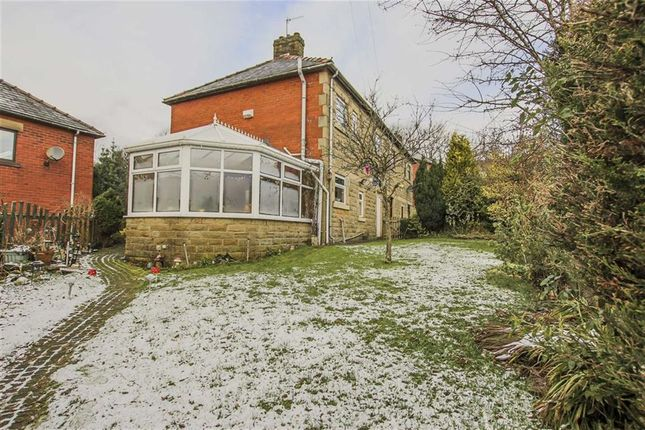 Thumbnail Semi-detached house for sale in School Street, Stacksteads, Bacup