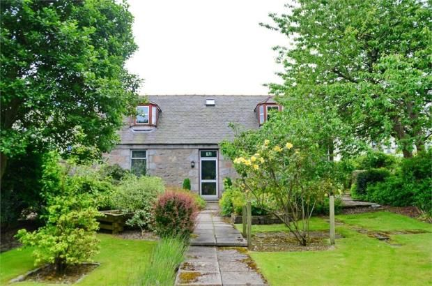 Thumbnail Detached house to rent in Great Northern Road, Woodside, Aberdeen