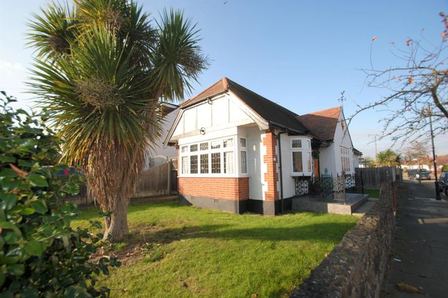 Thumbnail Detached bungalow for sale in Langport Drive, Westcliff-On-Sea
