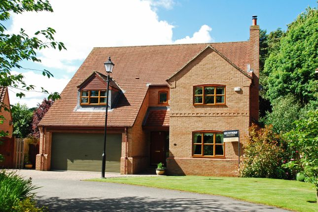 Thumbnail Detached house for sale in Woodside Close, Easingwold