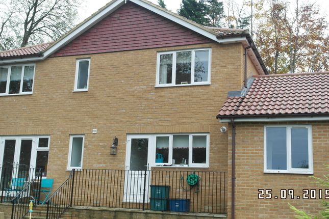 Thumbnail Detached house to rent in Thorold Close, South Croydon