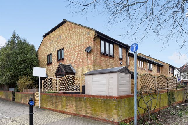 Thumbnail End terrace house for sale in Rectory Lane, London