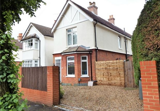 Thumbnail Semi-detached house for sale in Fellows Road, Farnborough, Hampshire