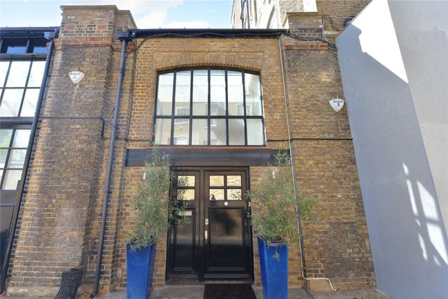 Thumbnail Mews house for sale in Barnaby Place, London