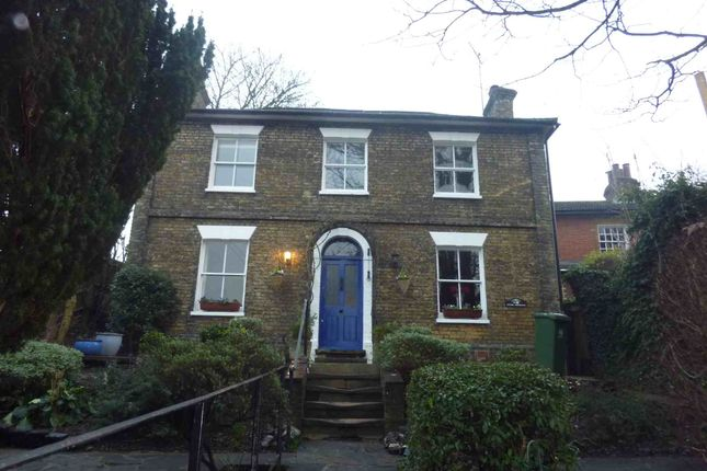 Thumbnail Detached house to rent in Aldenham Road, Watford