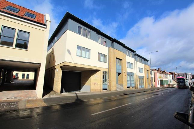Thumbnail Flat to rent in West Street, Bedminster, Bristol
