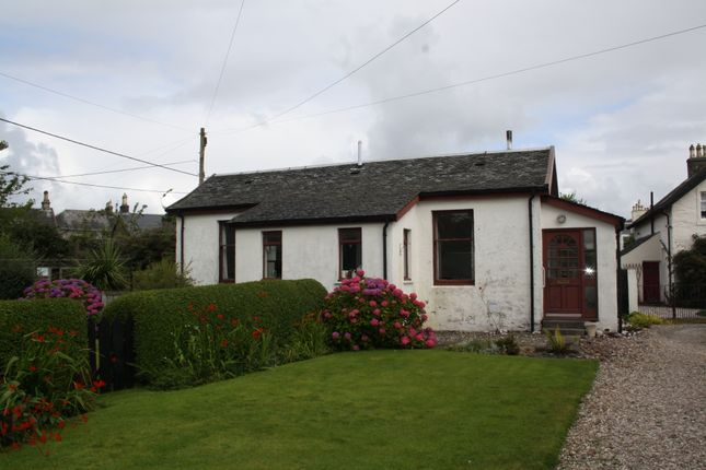 Thumbnail Cottage for sale in Rosebank Cottage, 13 Marine Place, Isle Of Bute, Rothesay