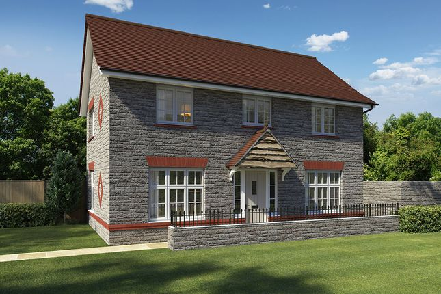 "Thumbnail Detached house for sale in ""Amberley Stone"" at Ty-Draw Road"