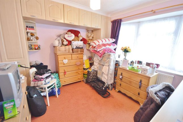 Bedroom Two of The Spinney, Jaywick Lane, Clacton-On-Sea CO16