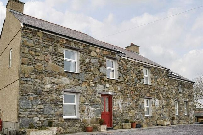 Thumbnail Detached house for sale in Rhydwyn, Holyhead