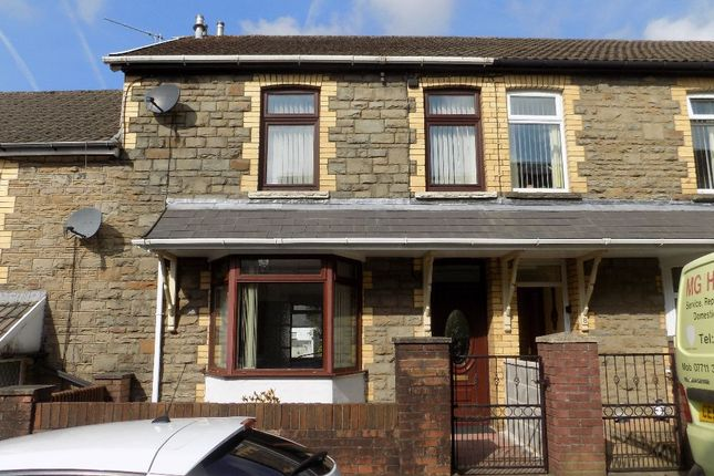 Thumbnail Terraced house for sale in Argyle Street, Abertillery