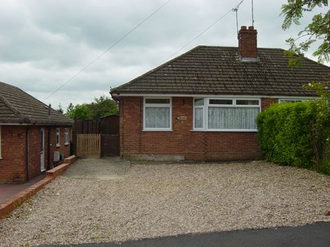 Thumbnail Bungalow to rent in Orchard Way, Bilton, Rugby