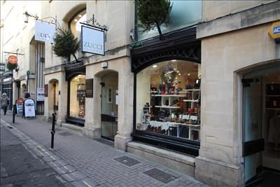 Thumbnail Retail premises to let in Upper Borough Walls, Upper Borough Walls, Bath, Somerset