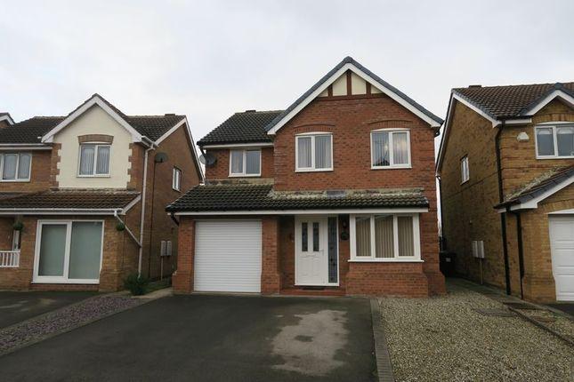 Thumbnail Detached house for sale in Sandringham Close, Morley, Leeds