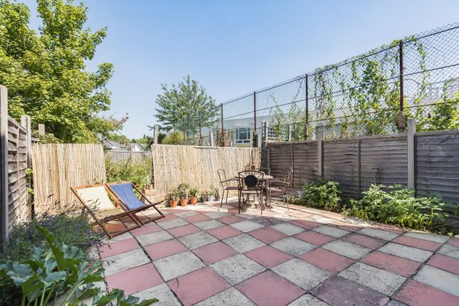 Garden of Beecroft Road, London SE4