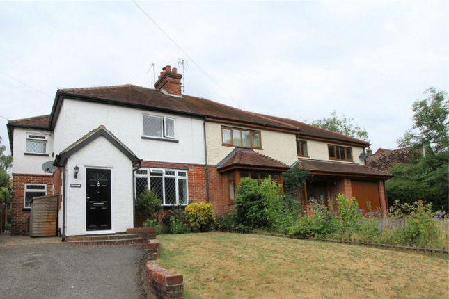 Thumbnail Semi-detached house to rent in Alton Road, South Warnborough, Hook