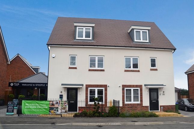 """4 bed property for sale in """"The Westwood"""" at Addison Road, Steeple Claydon, Buckingham MK18"""