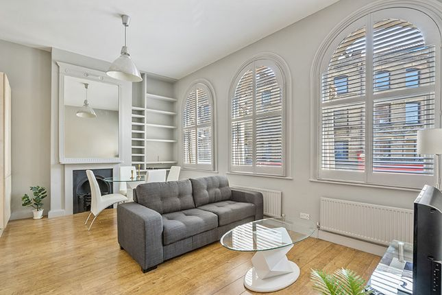 Thumbnail Flat to rent in St John Street, London