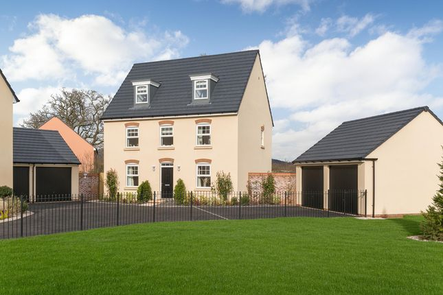 "Thumbnail Detached house for sale in ""Emerson"" at Wonastow Road, Monmouth"