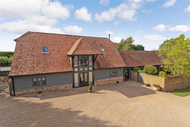 Thumbnail Detached house for sale in Church Lane, Nackington, Canterbury, Kent