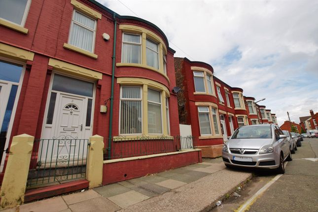 Thumbnail Semi-detached house for sale in Hampstead Road, Wallasey