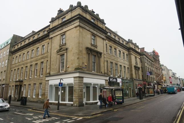 Thumbnail Retail premises to let in Pilgrim Street, Newcastle Upon Tyne
