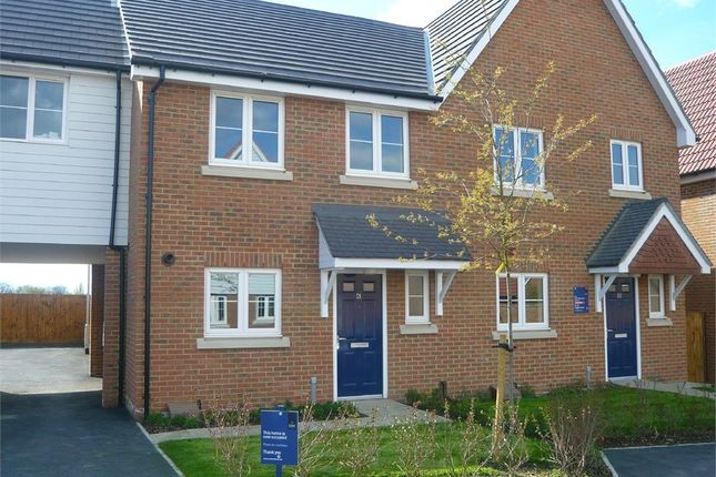 Thumbnail Semi-detached house to rent in Hardy Avenue, Dartford, Kent