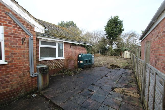 Patio of Fen Road, Little Hale, Sleaford NG34