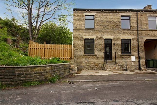 Thumbnail End terrace house for sale in Wormald Street, Liversedge, West Yorkshire