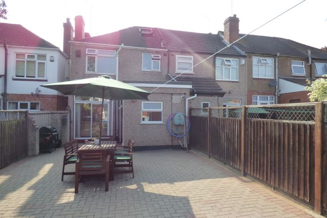 Cheveral Avenue Coventry Cv6 3 Bedroom Terraced House