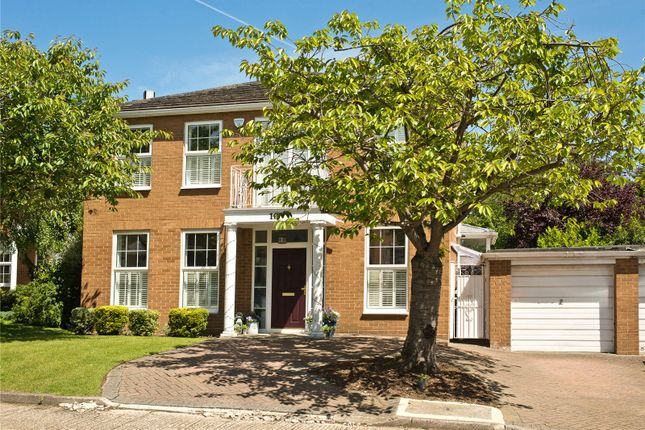 Thumbnail Detached house for sale in Coombe House Chase, New Malden, Surrey