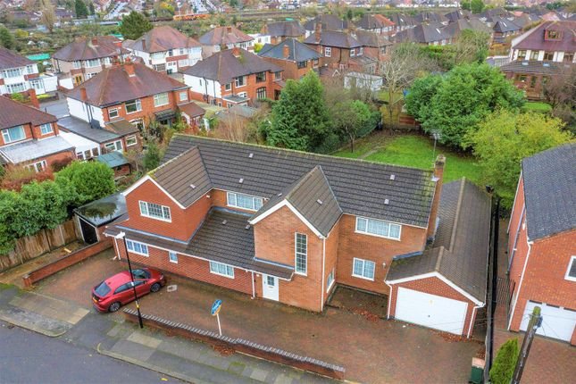 Thumbnail Detached house for sale in Asthill Grove, Coventry