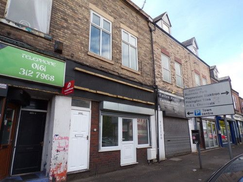 Thumbnail Flat to rent in Bolton Road, Pendlebury