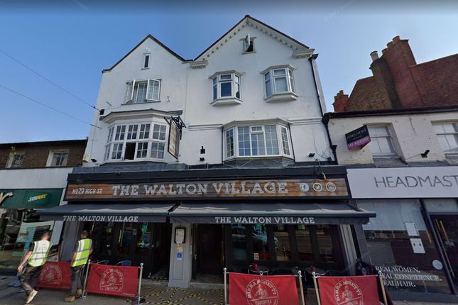 3 bed flat for sale in 31B High Street, Walton-On-Thames, Surrey KT12
