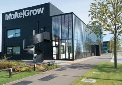Thumbnail Office to let in Incubator 1, The Boulevard, Alconbury Enterprise Campus, Alconbury Weald, Cambridgeshire