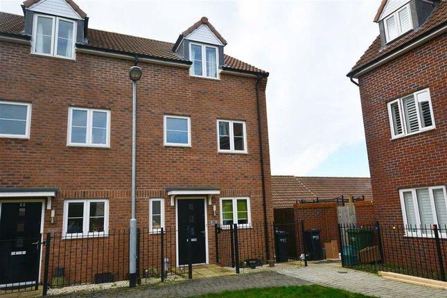 Thumbnail End terrace house for sale in Acorn Way, Hardwicke, Gloucester