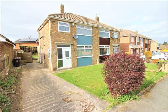 3 bed semi-detached house to rent in Warren Road, Wickersley, Rotherham S66