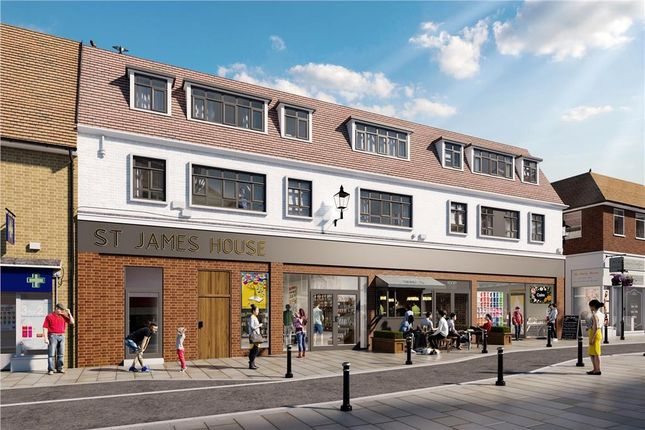Thumbnail Commercial property for sale in Units 1, 2, & 3, High Street, Royston, Hertfordshire