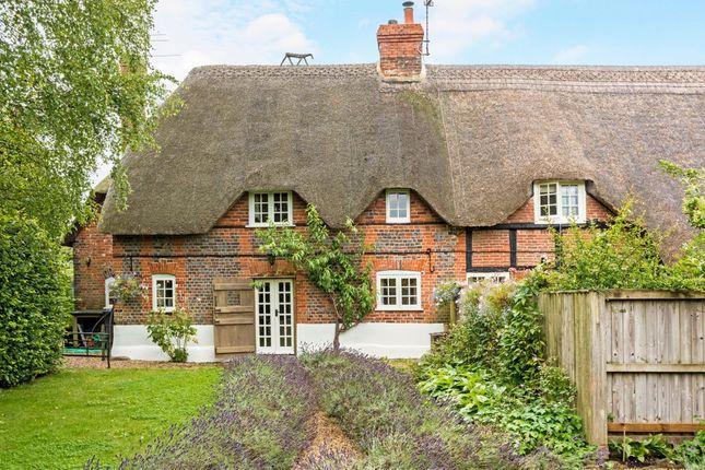 Thumbnail Cottage to rent in Alton Priors, Marlborough