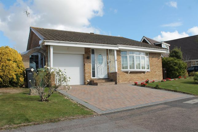 Thumbnail Detached bungalow for sale in Tilgate Drive, Bexhill-On-Sea