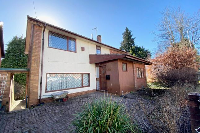 Thumbnail Detached house for sale in Oakfield Road, Newport